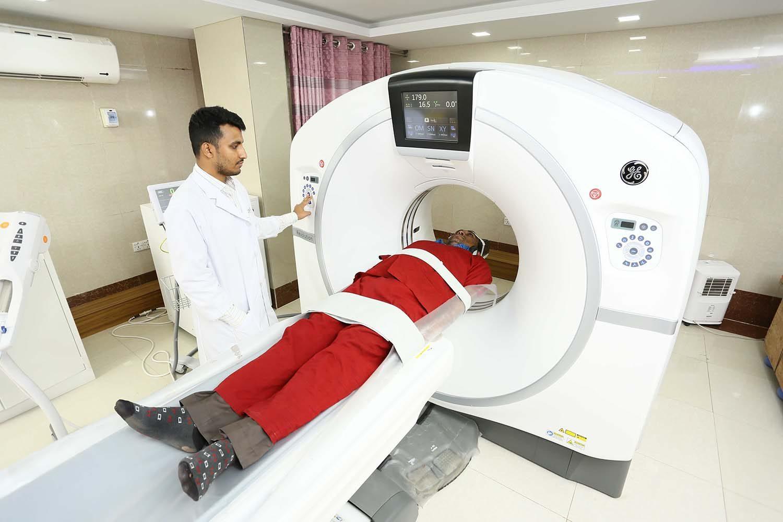 CT-Scan Machine